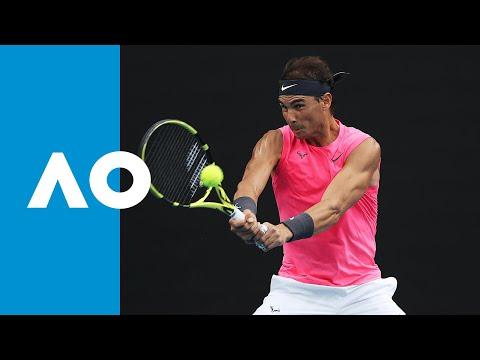 Rafael Nadal Vs Nick Kyrgios - Match Highlights (R4) | Australian Open 2020