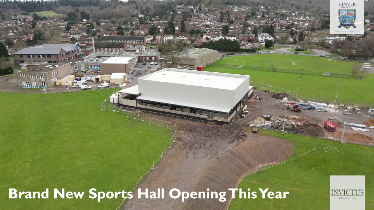 Brand New Sports Hall - Coming Soon!