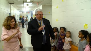 MCPS Moment - First Day of School 2018-2019