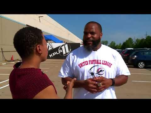 FOX 2 9AM CAREY DAVIS YOUTH FOOTBALL CAMP
