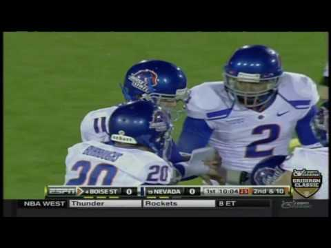 2010 #3 Boise State vs. #19 Nevada (HD)
