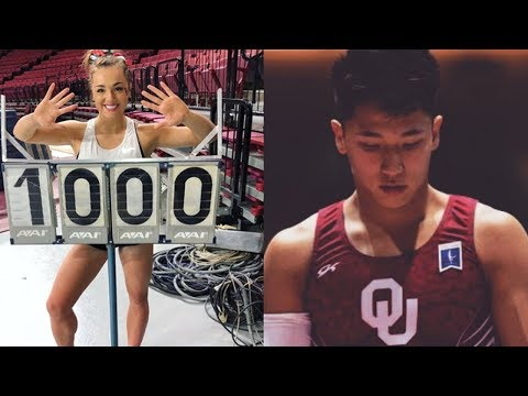 Fans Vote to See Nichols and Moldauer Compete at Home Together