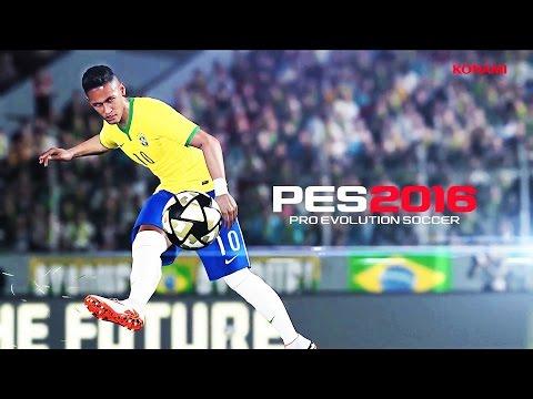 Pro Evolution Soccer 2016 - Trailer [E3 2015]