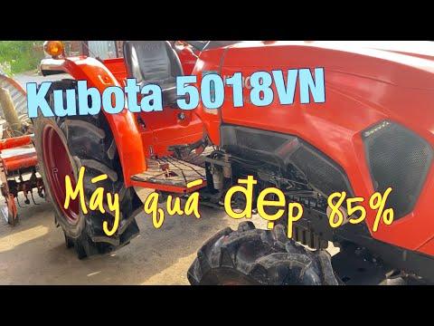 Kubota L5018VN kèm đồ chơi + KRX 1m83 hãng | Máy Nông Nghiệp LÊ QUÂN – 0333331689