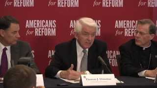 Tom Donohue, President & CEO of the U.S. Chamber of Commerce on Immigration Reform
