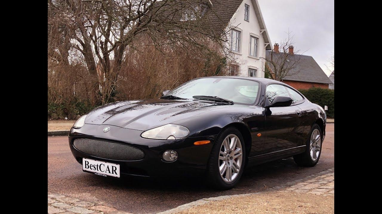 Jaguar XKR Coupé 2004 - YouTube