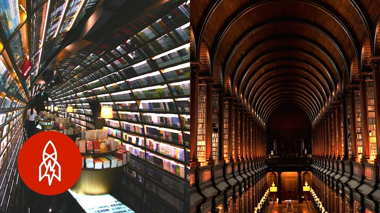The World's Most Magnificent Libraries