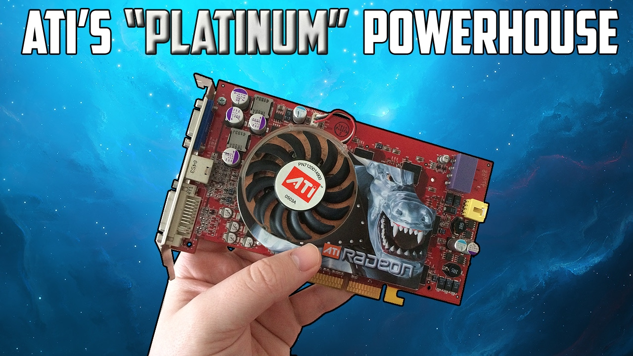 ATI RADEON X800 XT PLATINUM EDITION DOWNLOAD DRIVERS