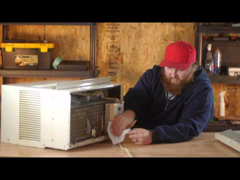 How to Repair the Thermostat in a Room Air Conditioner : Air Conditioning