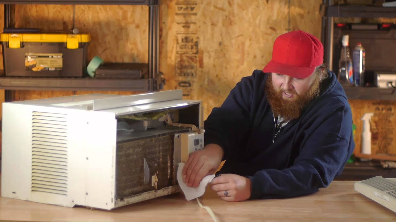 How to Repair the Thermostat in a Room Air Conditioner ...