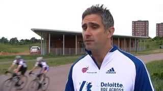 Deloitte Ride Across Britain: Julian Mack | RCUK