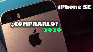 iPhone SE en el 2020 ¿SIGUE VALIENDO LA PENA?
