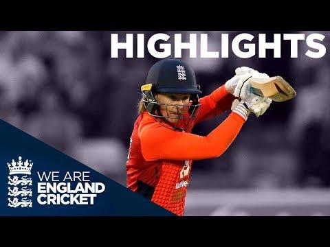 England v Australia Vitality Women's IT20 Match   First IT20   The Women's Ashes 2019