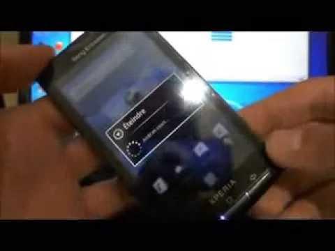 كيفية الدخول في وضع الريكفري Recovery لجهاز Sony Ericsson Xperia X10i