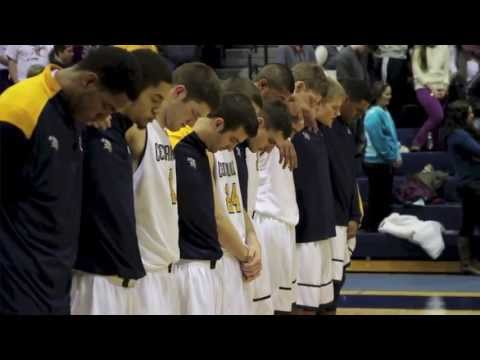 A year with Cedarville Basketball (2012-2013)