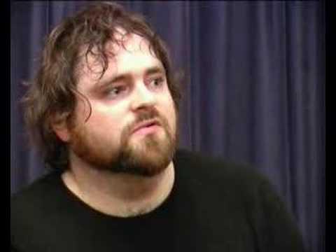 Chris T-T: Interview at Moles, Bath 27/03/08