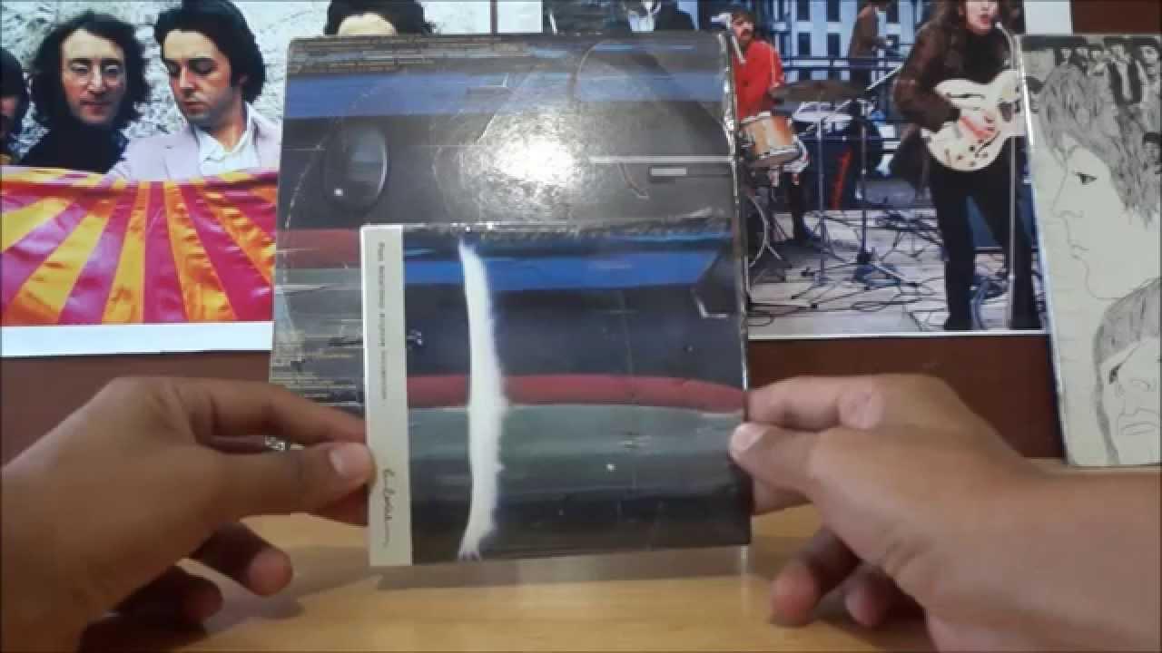 Paul Mccartney Wings Over America Remastered cd