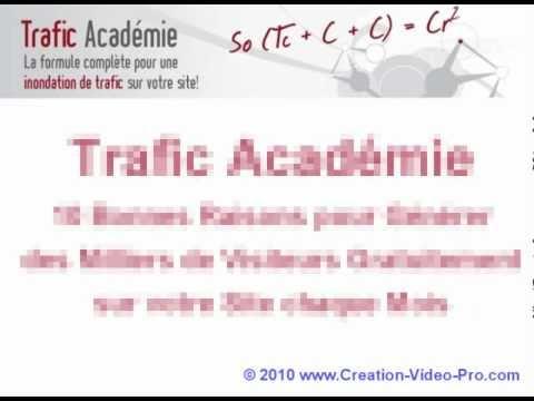 Trafic Académie