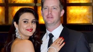 Preity Zinta's Wedding Reception