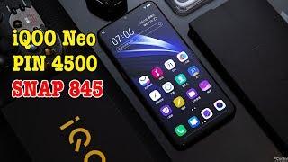 Đanh Gia Vivo IQOO Neo Có Gì Ngoài Chip Snap 845 Và Pin 4500mAh