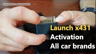 Launch EasyDiag x431 Golo - Online activation all car brands - How! Price! Why!