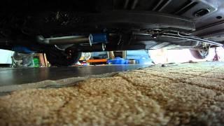 1965 Mustang 289 Open Headers Under Car View