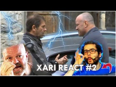On commente des émissions TV qualitatives - XARI REACT #2