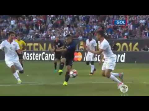 Estados Unidos 4 Vs 0 Costa Rica - Todos los goles - YouTube