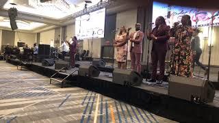 """Bishop Hezekiah Walkers Resurrection Sunday Night Concert Feat: Rich Tolbert """"Miracle Worker"""""""