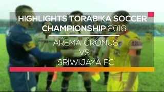 Video Gol Pertandingan Arema FC vs Sriwijaya FC