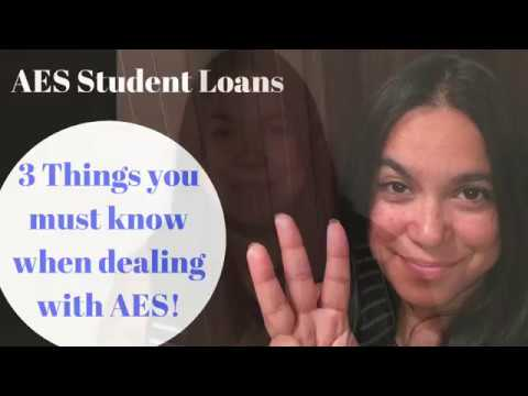 AES Student Loans || 3 Things You Must Know When Dealing With AES | Paid Ahead Status
