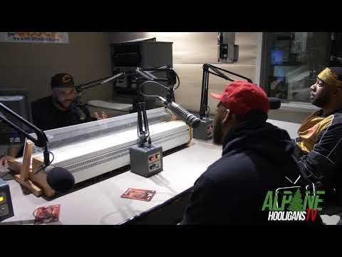 REAL-ENT-LESS radio interview 96.3 The Block Greenville,SC