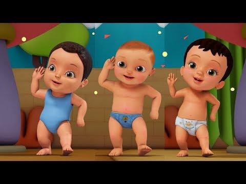 பொம்மை வீடு கட்டி விளையாடலாம் வாங்க  | Tamil Rhymes for Children | Infobells