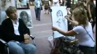Атака клоунов  Портрет