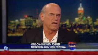 Jesse Ventura Interview With Hannity On FOX May.18, 2009 thumbnail