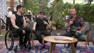 Portugal. The Man Interview - Coachella 2018