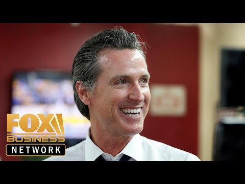 California Gov. calls for more taxes despite surplus