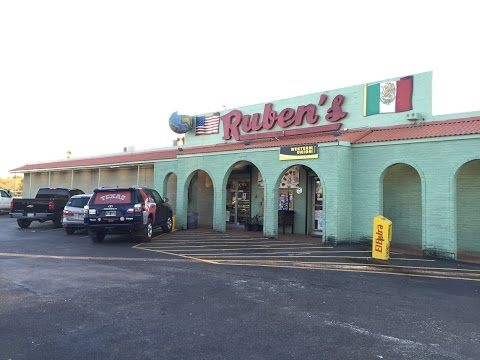 The Texas Bucket List - Ruben's Grocery In McAllen