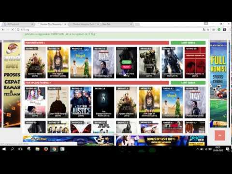 Beginilah cara cepat download film di LK21.org 2017