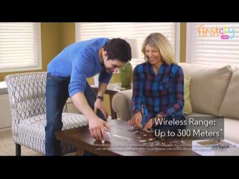 Motorola MBP 853 Connect Wi-Fi HD Video Baby Monitor