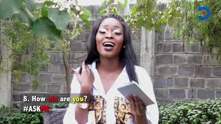 KTN Talk Show Host, Violeta answers 10 Crazy-Random questions | ASK ME