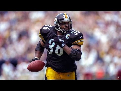 "Jerome Bettis || Career Steelers Highlights || ""The Bus"""