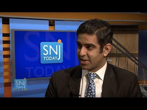 NJ Gubernatorial Candidate Hirsh Singh Interview on SNJ 03/10/2017