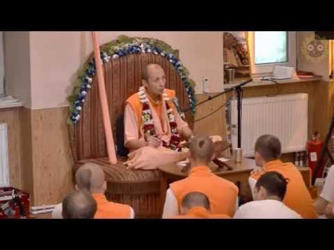 Шримад Бхагаватам 4.9.17 - Бхакти Ананта Кришна Госвами