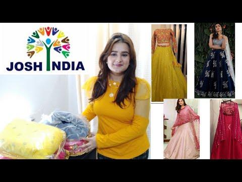 4 Beautiful Designer Lehenga For Wedding / Josh India / SWATI BHAMBRA