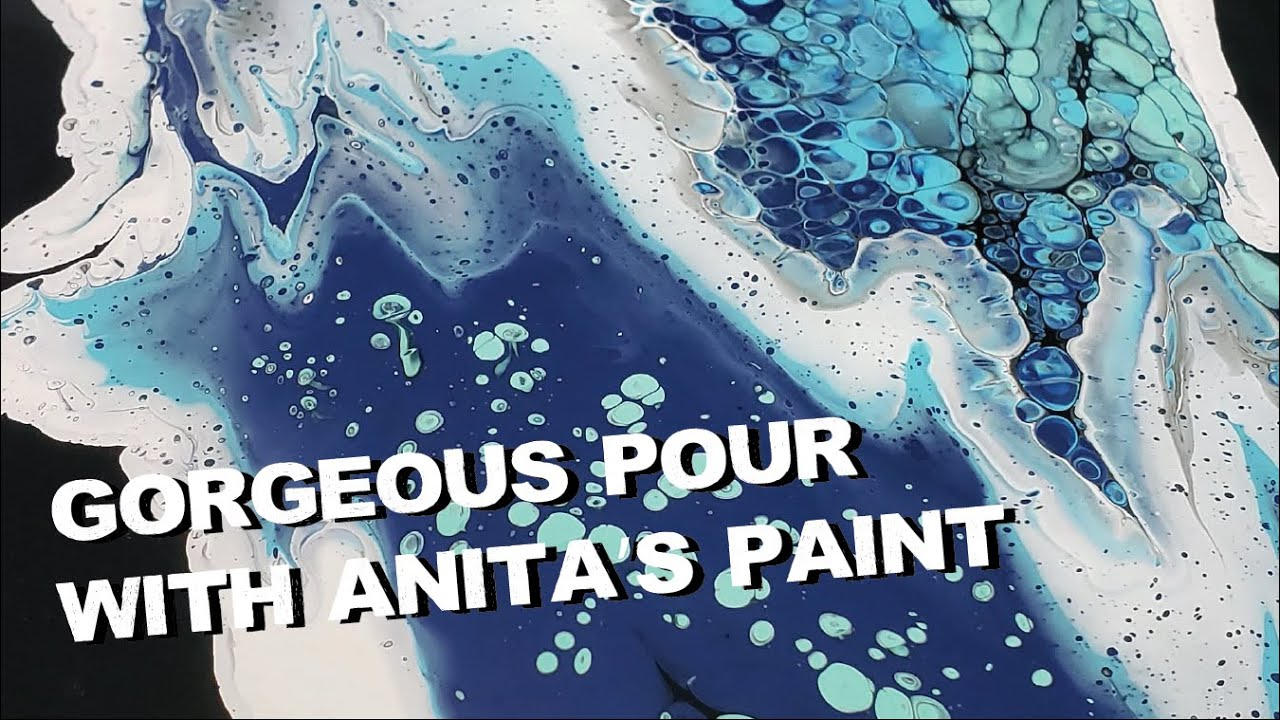 Anita's Paint for Fluid Painting