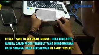 Ini Loh Video Mesum di WhatsApp Yang Aktrisnya Diduga Siswi SMAN 1 Samarinda