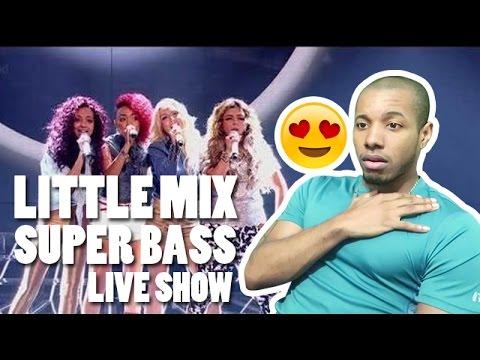 """""""RHYTHMIX"""" LITTLE MIX - SUPER BASS THE XFACTOR 2011 LIVE SHOW REACTION Mp3"""