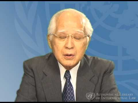 Judge Owada (ICJ) on the Encounter of Japan with the Community of Civilized Nations