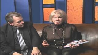 APN TV Media 18 - Interview with Ukraine novelist Tetyana Conrad (2 of 2)